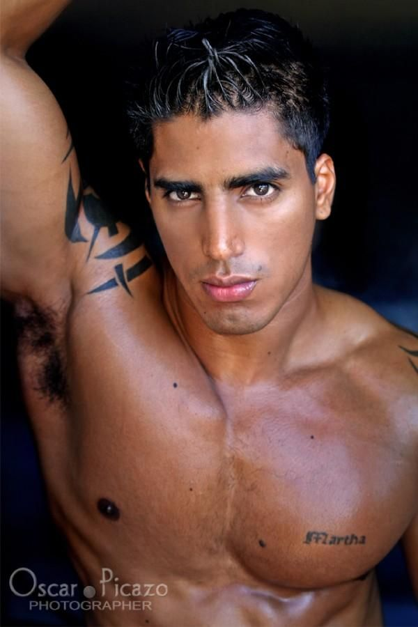 hot latino hunks