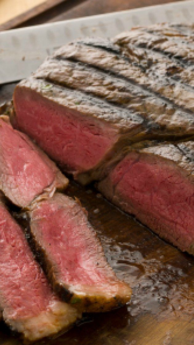 Grilled Sirloin Steak with Cilantro-Sesame Marinade via @AOL_Lifestyle Read more: https://www.aol.com/food/recipes/grilled-sirloin-steak-cilantro-sesame-marinade