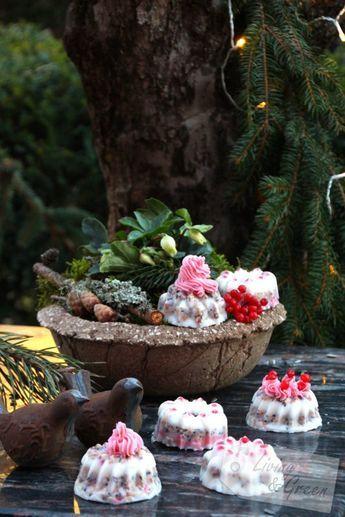 Vogelfutter Kuchen selbst gemacht Anleitung DIY Home made bird cake