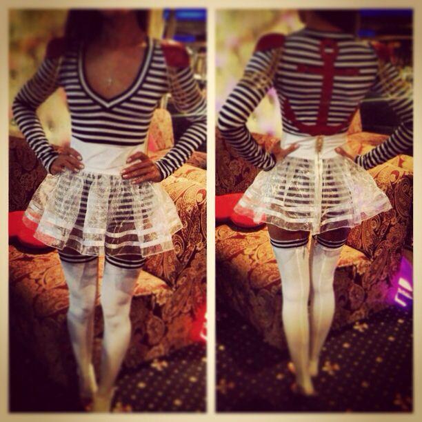 Moda fashion nadyaboyko dance