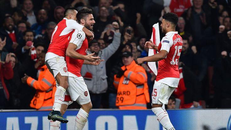 LM: Arsenal Londyn lepszy od Bayernu Monachium