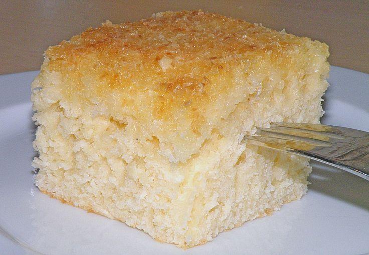 Kokos - Buttermilch - Kuchen, ein sehr schönes Rezept aus der Kategorie Kuchen. Bewertungen: 188. Durchschnitt: Ø 4,6.