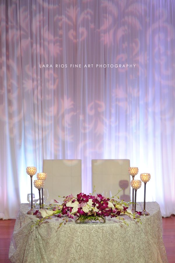 Bride And Groom Wedding Table Ideas 50 bride and groom photo ideas to save to posterity Beautiful Lighting Dcor Behind A Lovely Sweetheart Table Lighting Does Magic Bride And Groom