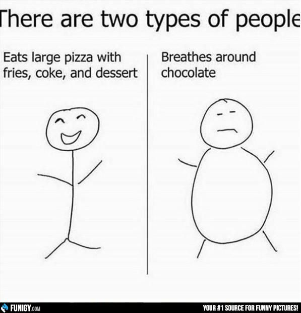 8 Best Two Types Of People Images On Pinterest Funny Photos Funny
