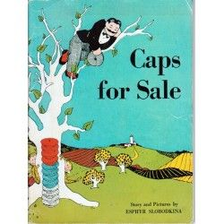 Remember this book? Caps for Sale and other quality second-hand children's books are now in stock at The Reading Nest. www.thereadingnest.com.au