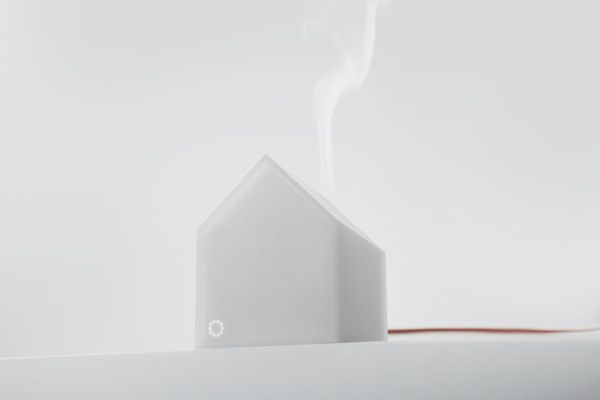 House shaped aroma diffuser by 11+