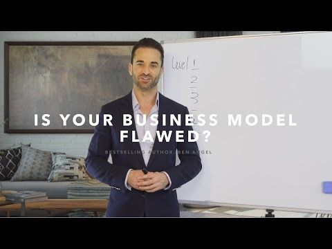 Is Your Business Model Flawed? - YouTube