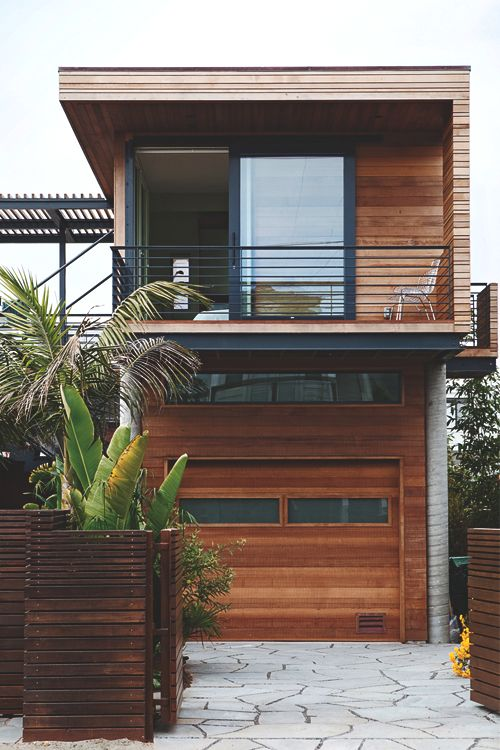 Stinson Beach, California [architects Matthew Peek + Renata Ancona] - STYLE DECORUM http://www.styledecorum.com/
