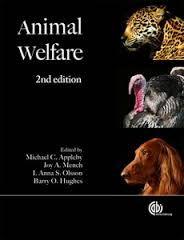 Animal welfare / edited by Michael C. Appleby ... [et al.]. - 2nd ed. - Wallingford ; Boston : CABI, 2013
