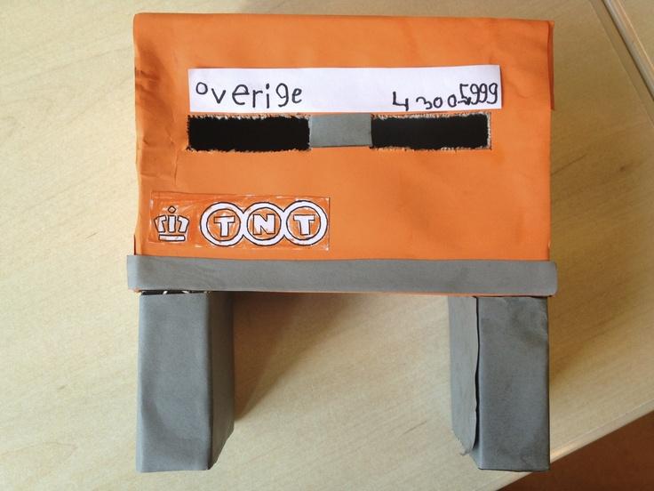 Post - brievenbus
