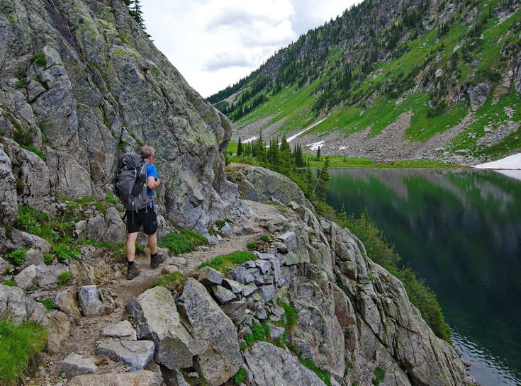 The Stunning Hike to the Kokanee Glacier Cabin