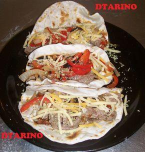 Tacos de Carne, fáciles de hacer (Con Fotos)
