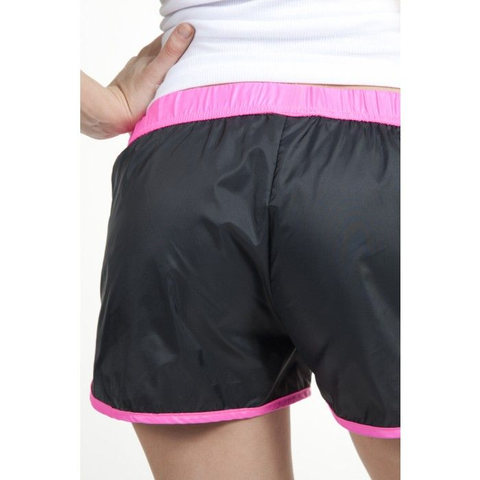 Sexy soffe Nylon Slicks Windshorts