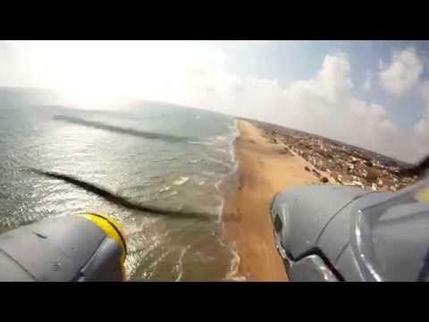 P-38 Lightning RC flight onboard camera in Sicily with crash onto the beach - http://atosbiz.com/p-38-lightning-rc-flight-onboard-camera-in-sicily-with-crash-onto-the-beach/