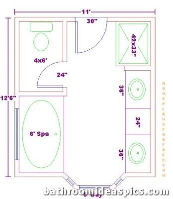 Important floor plan decision choosing the floor plan for for 10x11 room layout