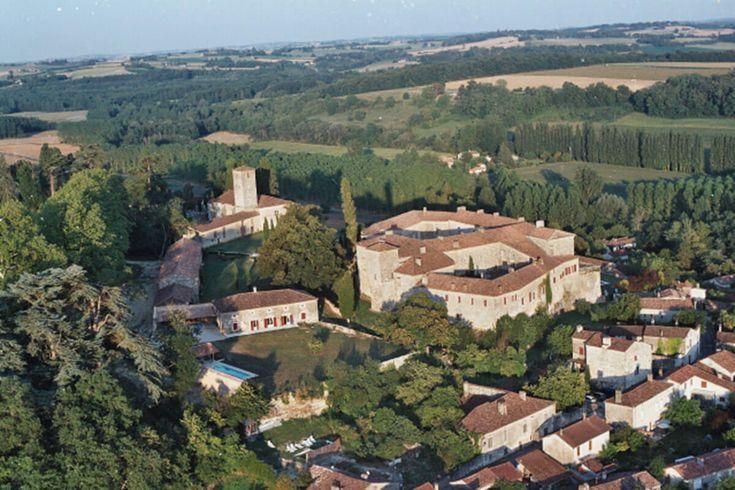 Présentation du château | Château de Poudenas