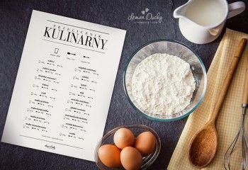 Praktyczny przelicznik kulinarny lub tak zwany kalkulator miar przyda się w każdej kuchni. Możesz go zawiesić na ścianie lub przypiąć magnesem do lodówki, żeby już nigdy nie błądzić po Internecie w poszukiwaniu informacji. #mistrzowiewypiekow #inspiracje #kitchen #utensils #kuchenne #akcesoria #diy #home
