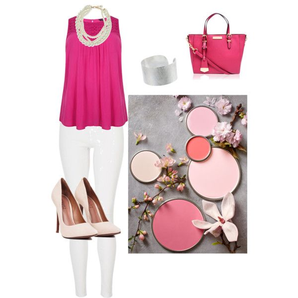 A fashion look from September 2015 featuring Quiz leggings, Carvela Kurt Geiger tote bags and Jigsaw bracelets. Browse and shop related looks.