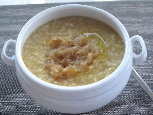 Lentil And Coconut Soup With Cilantro-Habanero Gremolata ...