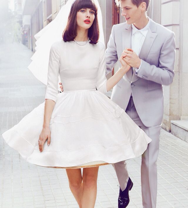 TownHall Wedding Dress