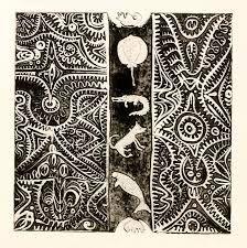 Image result for Torres Strait Island pattern