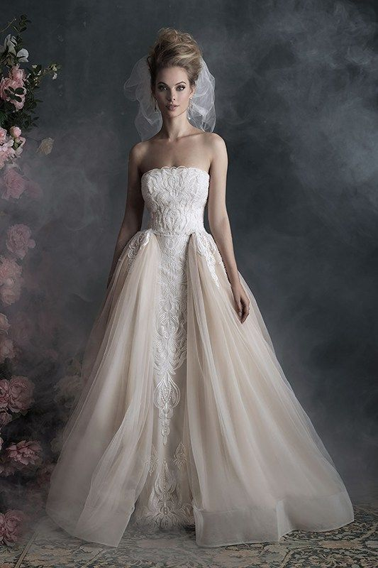 C400 Allure Couture Bridal Gown