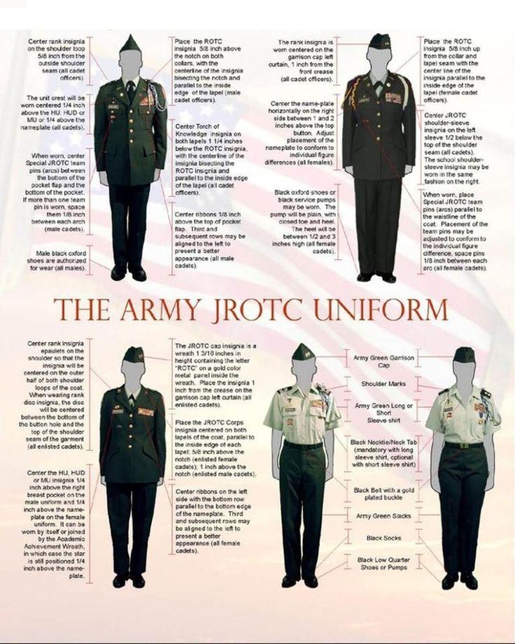 Picture hollyweird Rotc, Army uniform, Civil air patrol