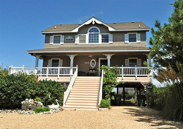 Twiddy Outer Banks Vacation Home Moby Dick Corolla Oceanside 3 Bedrooms Just Because