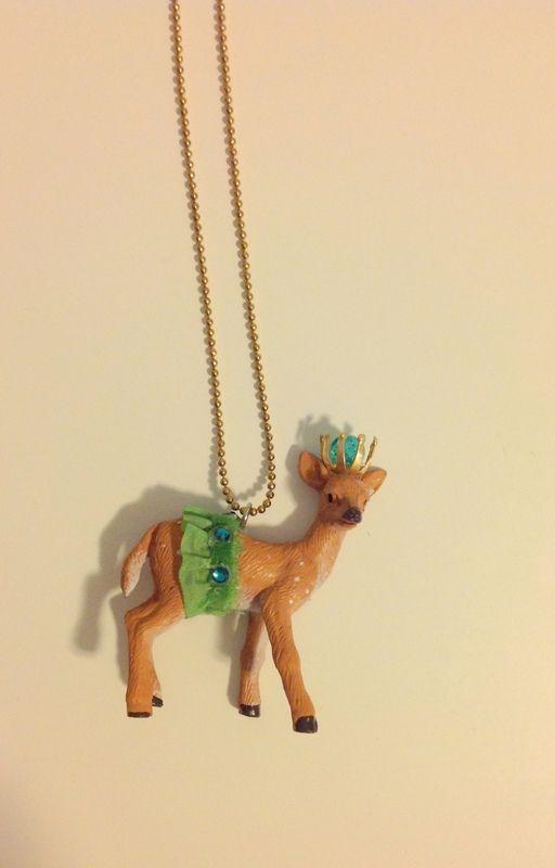 plastic animals to anthro jewelry