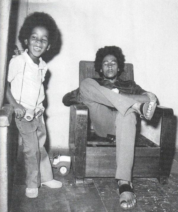 Ziggy & Bob Marley