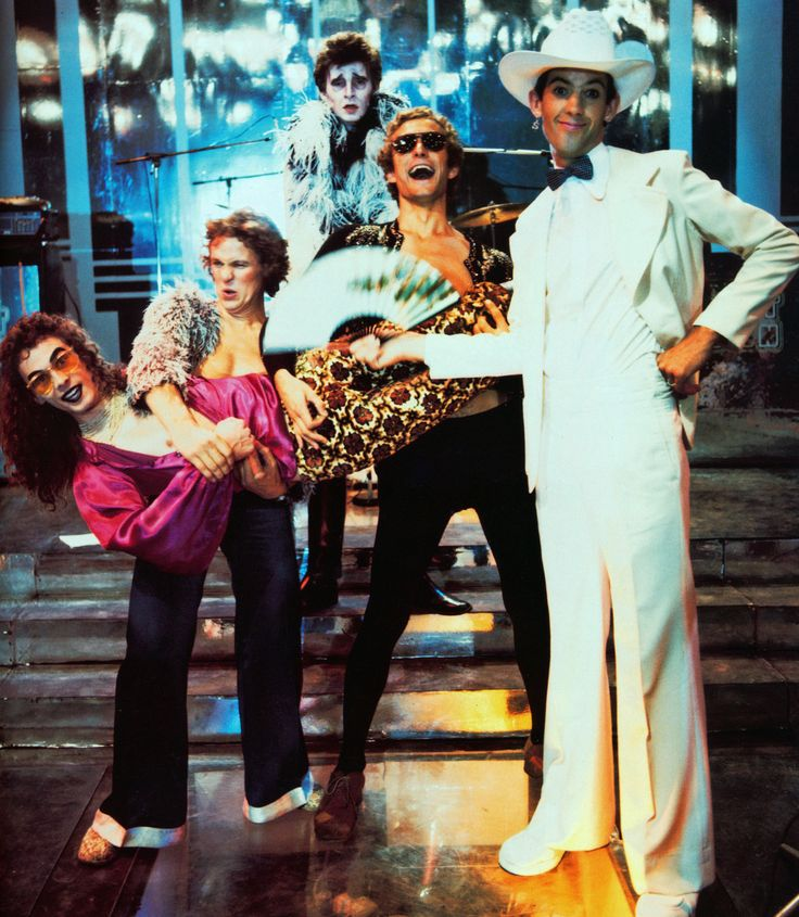"Skyhooks - ""Horror Movie"", ""Living In The 70s"", ""All My Friends Are Getting Married"", ""Blue Jeans"", ""Ego Is Not A Dirty Word"", ""Women In Uniform"""