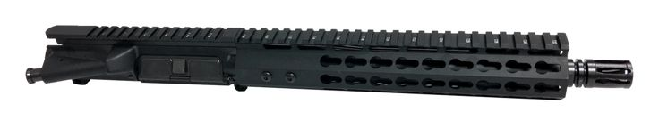 "AR-15 Upper Assembly - 10.5"" / 5.56x45 / 1:7 / 10"" CBC Gen 2 Keymod AR-15 Handguard / Rail"