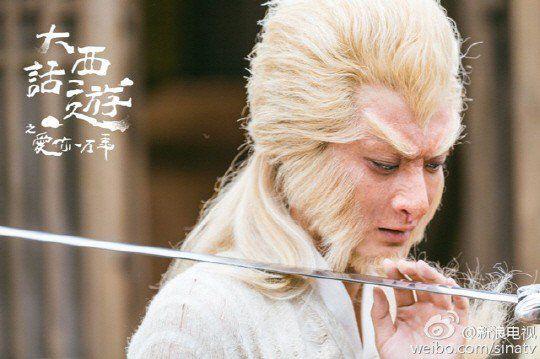 Tao monkeys around in 'Journey to the West' drama stills | allkpop.com