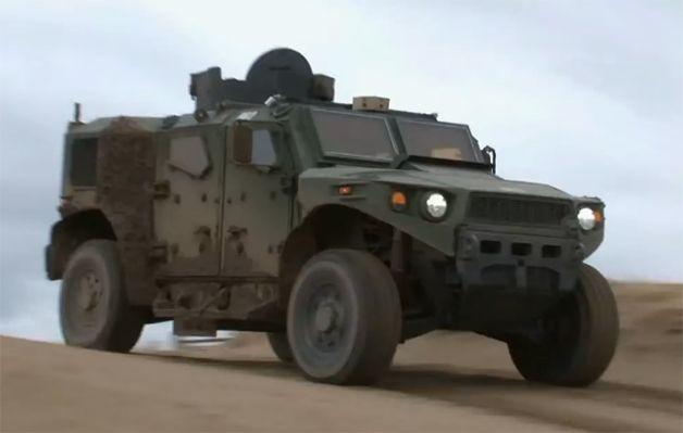 US Army tests Subaru-powered hybrid truck