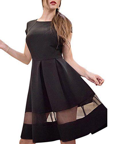 FREDD MARSHALL Women's Round Neck Short Sleeve Flare Mesh... https://www.amazon.com/dp/B01FETJ2FK/ref=cm_sw_r_pi_dp_x_pV29xbP90WCT0