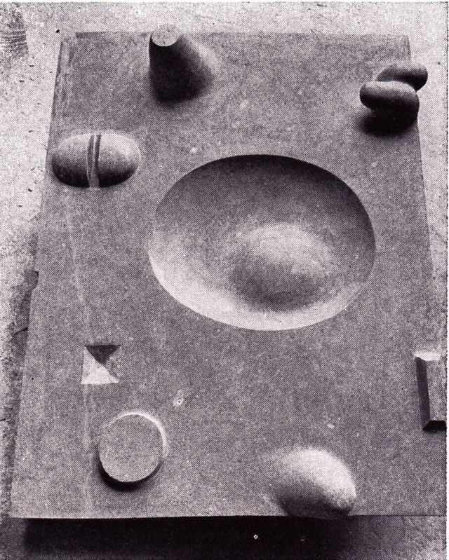 Isamu Noguchi/ this is the coolest!