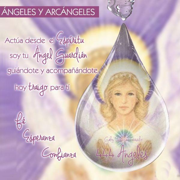 Tu ángel guardián ha estado contigo siempre, el sabe cual es tu misión y tus aprendizajes, contáctate con el a través de tu corazón, puedes preguntarle como se llama, te lo dirá en un sueño, en una imagen, en un pensamiento, ábrete a recibir! #angelesamilado