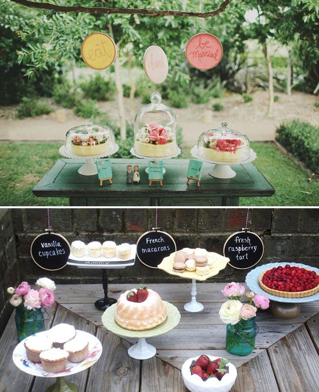 249 Best Images About PARTY DESSERT TABLES On Pinterest