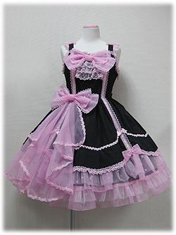 Angelic Pretty : Dream Dollジャンパースカート