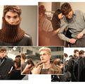 Backstage, Fendi, menswear, Milan, Fall/Winter 2013-2014
