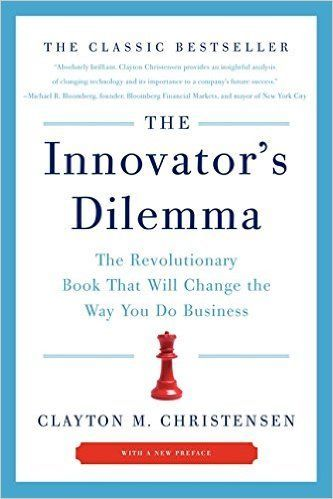 The Innovator's Dilemma: The Revolutionary Book That Will Change the Way You Do Business: Clayton M. Christensen: 8601300047348: Amazon.com: Books