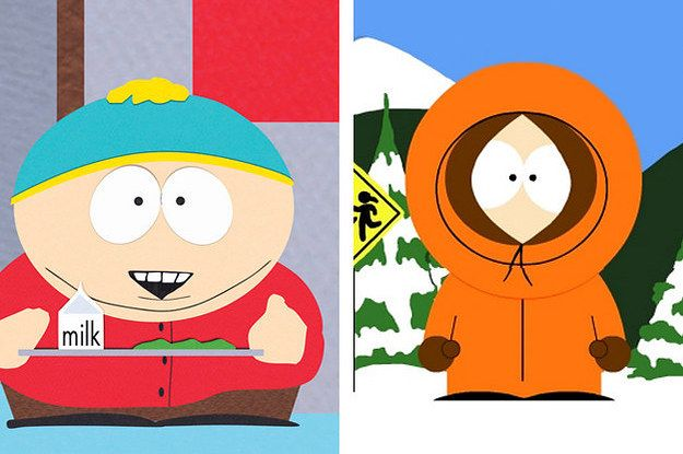 "Which ""South Park"" Character Are You Actually. I got Stan. At least we're both gingers"