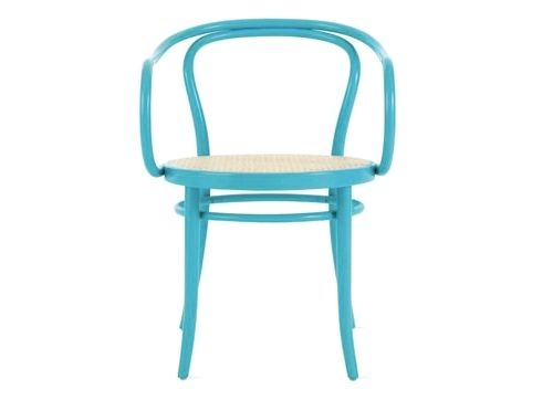 colour for the dining room .. thonet chair at dwr