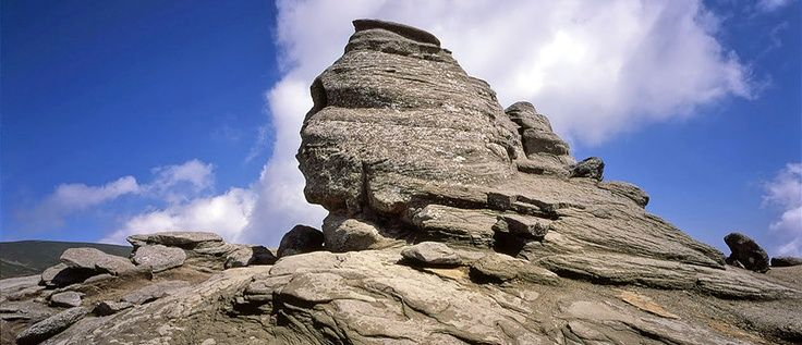 The Romanian Sphinx from Bucegi Mountain - News - Bubblews