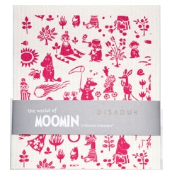 Great Moomin dishcloth to brighten up your kitchen
