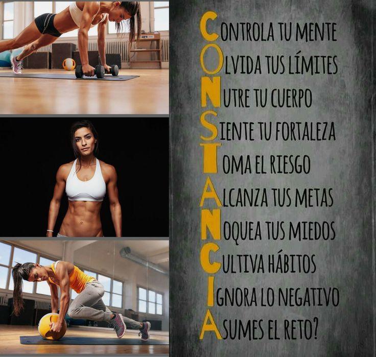Frases motivadoras mujeres gym