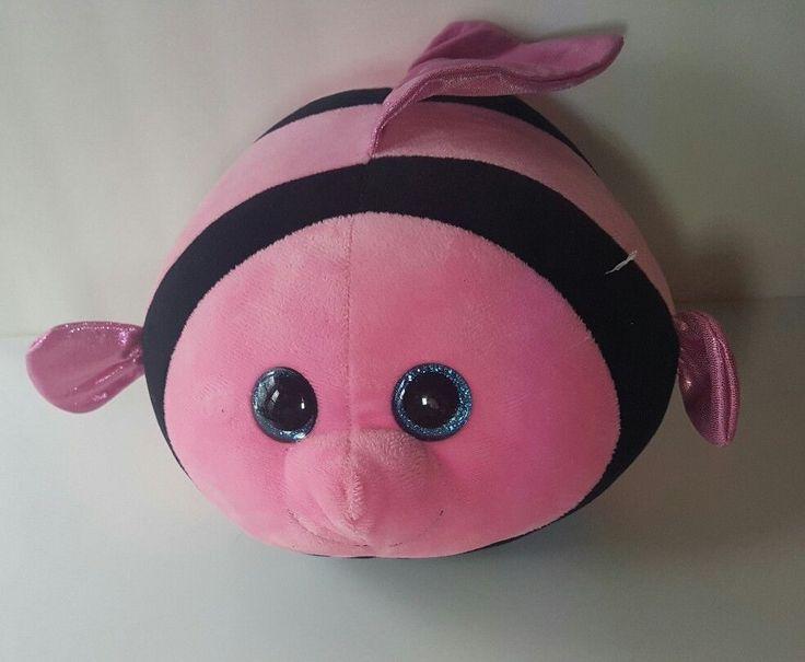 "Ty Beanie Ballz GILLY the Fish 7"" Beanbag Plush Toy  | Toys & Hobbies, Beanbag Plush, Ty | eBay!"