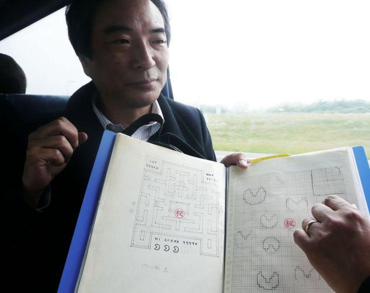 "Prof. Toru Iwatani: ""This is how I made Pac-Man!"" – CONTROL500"