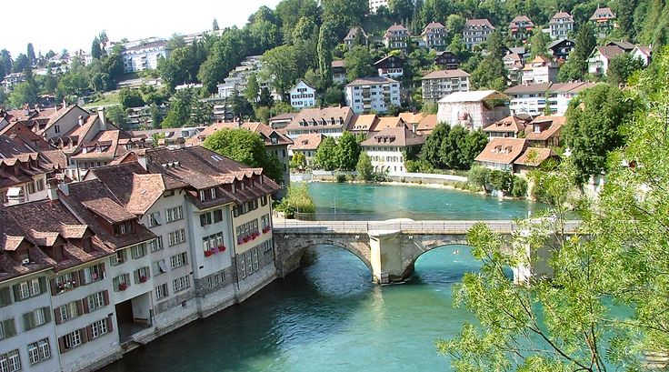 Bern, Switzerland | CanuckAbroad Places