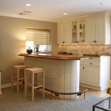 basement kitchen bar home makeover ideas pinterest